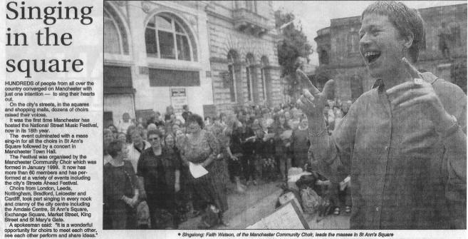 Street Music Festival 2000