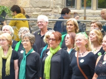 Leicester Streetchoirs