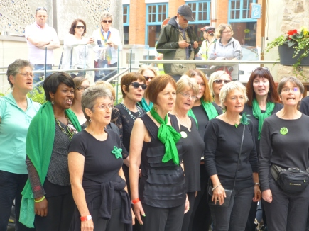 Leicester Streetchoirs 2