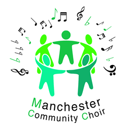 Manchester Community Choir logo